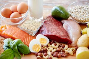 Cleaning up your diet - 5 Steps to Begin a Weight Loss Program - Nottingham Personal Trainer